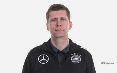 U18 Nationaltrainer - Guido Streichsbier