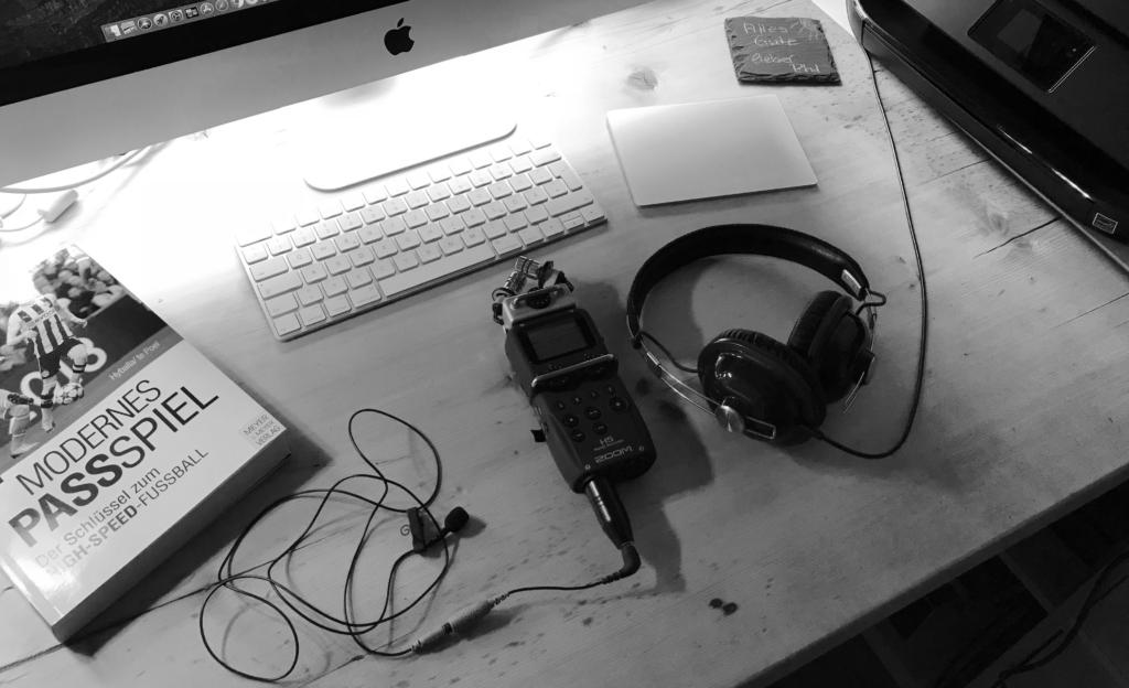 schluesselspieler Podcast - Der Podcast für Höchstleistungen im Fussball