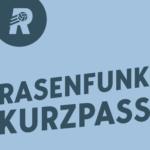Rasenfunk Kurzpass