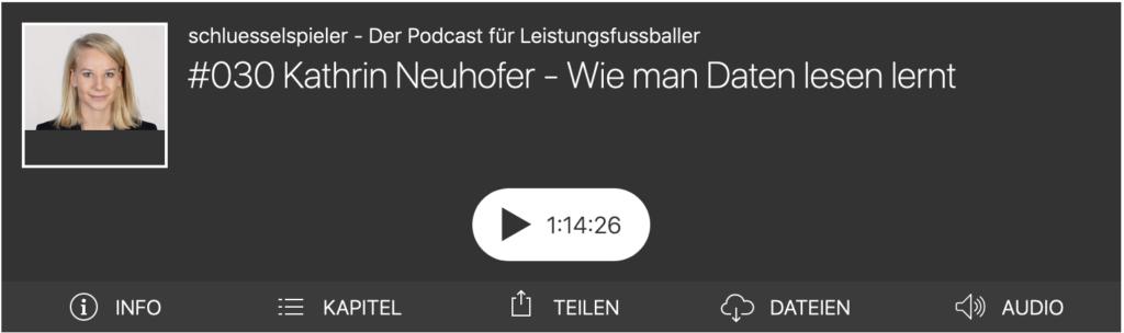 Kathrin Neuhofer im schluesselspieler Gespräch