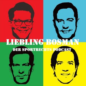 Liebling Bosman - Der Sportrechts-Podcast